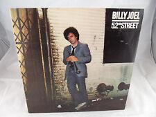 Billy Joel 52nd Street  Original OZ Press 1978 Vinyl