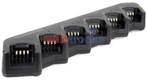 Genuine Hytera Six Way PD405 PD415 PD505 PD605 PD665 PD705 PD755 PD785 Charger