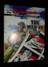 Commando (For Action and Adventure)  THE MAN IN GREY # 3566  | 2002 Edition