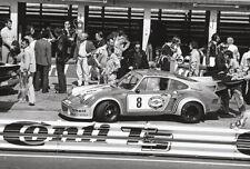 1974 Porsche 911 Carrera RSR Turbo - Nürburgring - Promotional Photo Poster