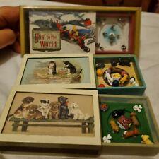 More details for gold label mr christmas vintage look musical matchbox