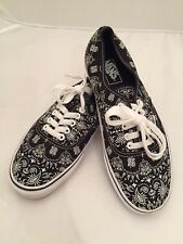 Vans Unisex Off The Wall Sneakers Paisley Print Mens 9 Woman's 10.5 NWOB