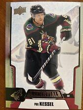 19-20 UD Credentials Hockey 6 Phil Kessel