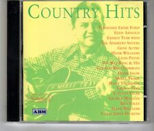(HJ735) Country Hits Vol 2, 22 tracks various artists - 2000 CD