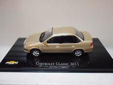 CHEVROLET CLASSIC 2011 #30 BRASIL SALVAT 1/43