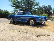 1957 Chevrolet Corvette Fuel Injection NO RESERVE!
