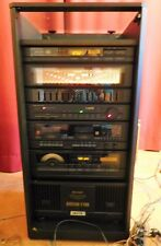 Sharp Stereoanlage 7700 mit Endstufe und Rack