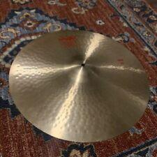 """Paiste 2002 22"""" Ride Cymbal"""