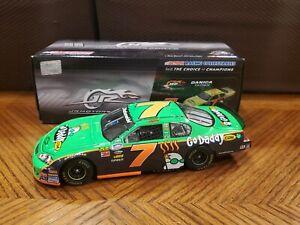 1/24 Danica Patrick #7 GoDaddy 2010 Chevy Impala Diecast Nationwide Car