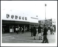 """c.1940s SAN FRANCISCO PLAYLAND AMUSEMENT PARK DODGER BUMPER CAR RIDE~8x10"""" PHOTO"""
