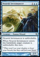 4x Neurok invisimancer // NM // DD: Venser vs. Koth // Engl. // Magic Gathering