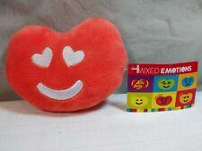 NEW Jelly Belly Mixed Emotions Mini-Plush Orange Jelly Bean - Love