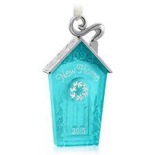 Hallmark 2015 New Home Ornament LESS THAN PERFECT BOX
