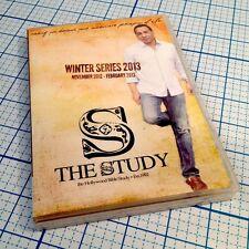 THE STUDY WINTER SERIES 2013 HOLLYWOOD BIBLE STUDY TIM STOREY 3 AUDIO SERMON CDS