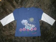 GAP 2-in-1 Butterfly Graphic T Size 3-6 Month NWT
