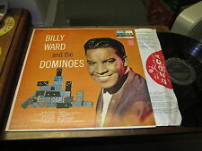 Billy Ward & Dominoes 50s POP R&B VOCAL GROUP LP Self-titled MONO DEEP GROOVE
