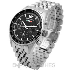 *NEW* MENS EMPORIO ARMANI CHRONOGRAPH TAZIO ITALIA WATCH - AR5983 - RRP £399.00