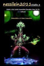 Diablo 3 ROS ps4-Sorcières Docteur/Witchdoctor-unmodded item Set - 13 items