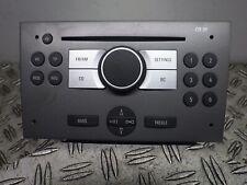 513887 CD-radio sin código Opel Vectra c (z-c) 1.9 CDTI
