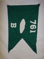 flag972 WW 2 US Army Guide on Armored Tank Battalion 761st Company B IR42B