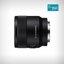 Sony SEL50M28 Sonnar T* FE 50 mm F2.8 Macro Lens Japan Version New