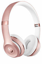 Beats by Dr. Dre Solo3 Over the Ear Headphones - Rose Gold