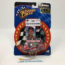 #334  Jeremy Mayfield #19 Dodge * Winner's Circle Nascar * T10