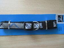 collier gris pour chien neuf