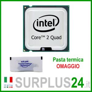 CPU INTEL Core2Quad 2.66 Ghz Q8400 2.66GHz/4M/1333 socket 775 Processore