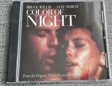 COLOR OF NIGHT CD SOUNDTRACK - DOMINIC FRONTIERE