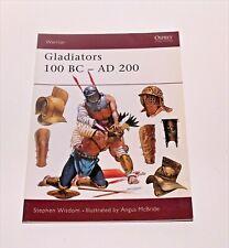 Osprey-39,  Gladiatoros- 100BC - AD200