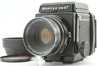 【NEAR MINT】 Mamiya RB67 Pro + SEKOR NB 127mm F3.8 + 120 Film Back From JAPAN