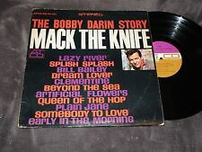 Bobby Darin, The Bobby Darin Story-Mack The Knife
