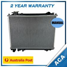 Radiator for Ford Courier Mazda Bravo B2500 B2600 2.5 2.6L 96-06 PD PE PG Manual
