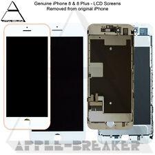 IPhone 8 y 8 Plus LCD Original Genuina Blanco y Negro