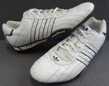 c8cf1ce30d44 Adidas Team 12 46 2 3 Goodyear Adi Racer White Black 3-Stripe Racing