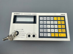 Omron SYSMAC PRO 12 Programming Console. Mit Tragetasche