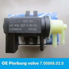 New Pierburg turbocharger pressure converter AUDI VW Seat 1.9TDI 2.0TDI 2.5TDI