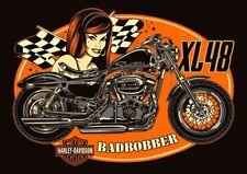 Harley Davidson  sticker x1