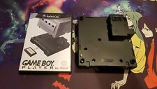 Nintendo Gamecube Gameboy Player - Addon Unit and Start Up Disc - PAL