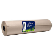 "Optima Bodyshop Sprayer Masking Paper 36"" 200m Brown Gloss Matt Not 3M Garage"