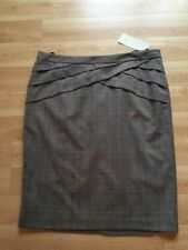 NEXT BNWT TAILORED LOVELY TWEED CHECK PENCIL SKIRT SIZE 18