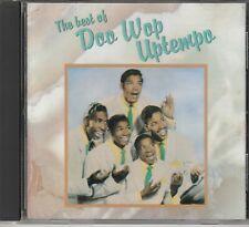 Various - The Best Of Doo Wop Uptempo - CD