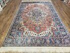 Karastan Rug 5 9 x 9 Antique Serapi  744 USA Made Wool Carpet Vintage Karastan