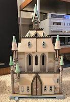 "Disney Store London Exclusive FROZEN CASTLE of Arendelle Playset doll house 21"""
