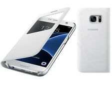 Genuine Samsung Custodia FLIP S VIEW Galaxy S7 SM g930 F Smartphone Cover Originale