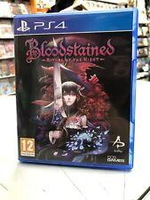 Bloodstained Ritual of the Night Ita PS4 USATO GARANTITO