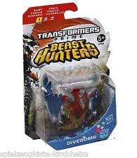 Hasbro A4699 Transformers Beast Hunters Divebomb Prime Spielzeug Actionsfigur