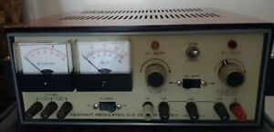 Heathkit IP-17 B+ & C- Volts 400V Regulated Power Supply Tested Free Shipping