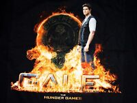 The Hunger Games Gale Black T-Shirt Size Medium